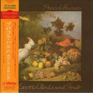 Procol Harum - Exotic Birds And Fruit (1974) [Victor VICP-64105, Japan]