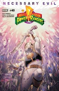 Mighty Morphin Power Rangers 040 2019 digital Glorith