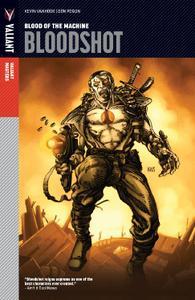 Valiant-Valiant Masters Bloodshot Vol 01 Blood Of The Machine 2014 Hybrid Comic eBook