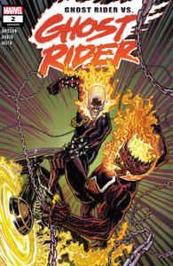 Ghost Rider 002 2020 Digital Zone