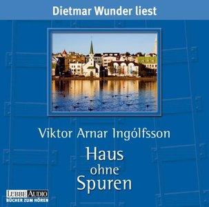 Viktor Arnar Ingolfsson - Haus ohne Spuren