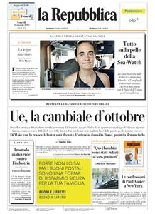 la Repubblica – 28 giugno 2019