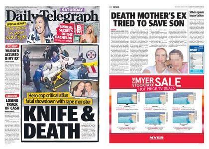 The Daily Telegraph (Sydney) – January 27, 2018