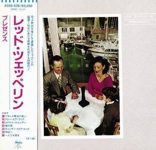 Led Zeppelin - Presence (1976) [32XD-628, Japan 1st Press, 1987]