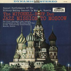 The Mitchell-Ruff Duo - Jazz Mission to Moscow (1959) {Roulette SF-9031} (Released on VINYL but not CD)