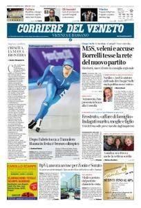 Corriere del Veneto Vicenza e Bassano - 16 Febbraio 2018