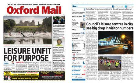 Oxford Mail – June 05, 2018