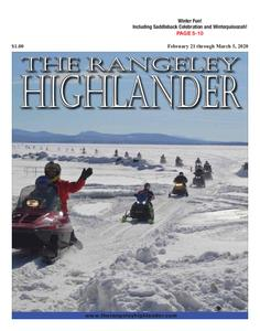 Rangeley Highlander – February 21, 2020