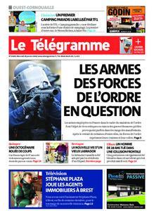 Le Télégramme Ouest Cornouaille – 29 janvier 2020