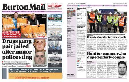 Burton Mail – October 07, 2017