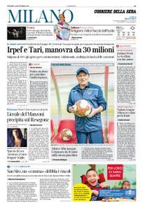 Corriere della Sera Milano – 11 settembre 2020