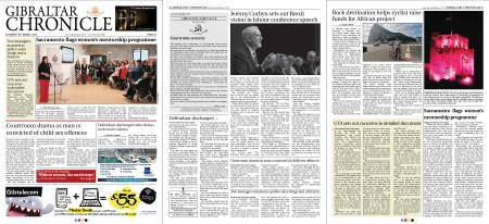 Gibraltar Chronicle – 10 March 2018