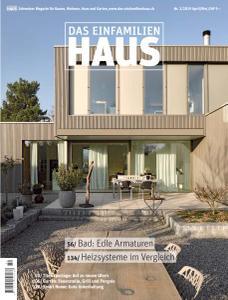 Das Einfamilienhaus Schweiz Nr.2 - April-Mai 2019