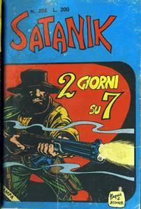 Satanik - 205