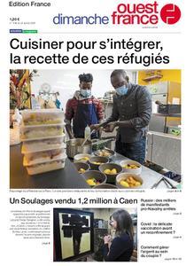 Ouest-France Édition France – 24 janvier 2021