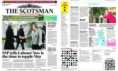 The Scotsman – December 12, 2018