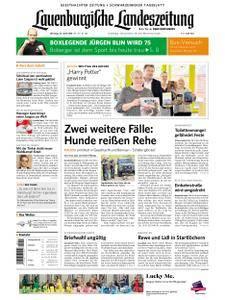 Lauenburgische Landeszeitung - 24. April 2018