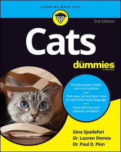 Cats For Dummies, 3rd Edition