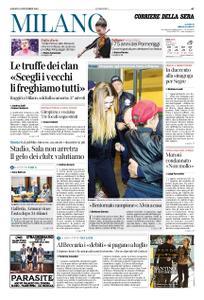 Corriere della Sera Milano – 09 novembre 2019