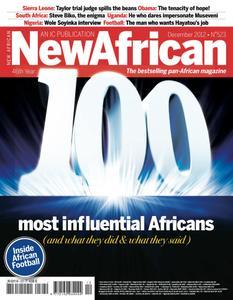 New African - December 2012