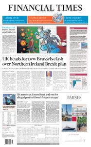 Financial Times Europe - May 21, 2020