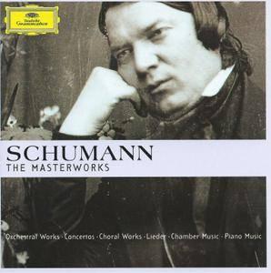 Schumann The Masterworks: Box Set 35CDs (2010)