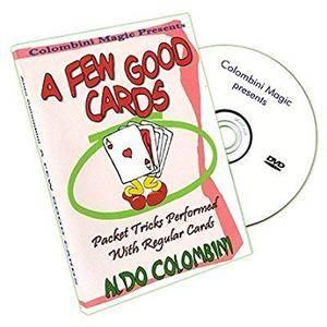 Aldo Colombini - A Few Good Cards