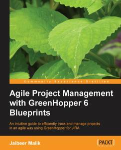 Agile Project Management with GreenHopper 6 Blueprints (Repost)
