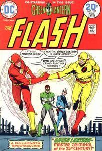 The Flash v1 225 1974