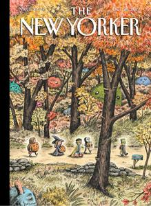 The New Yorker – October 28, 2019