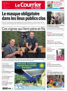 Le Courrier de l'Ouest Cholet – 15 juillet 2020