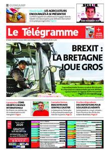 Le Télégramme Guingamp – 31 janvier 2020