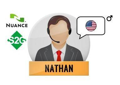 Nuance Voice Package VE Premium with Speech2Go (Nathan - English)