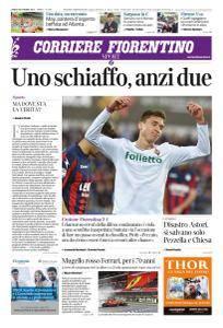 Corriere Fiorentino La Toscana - 30 Ottobre 2017