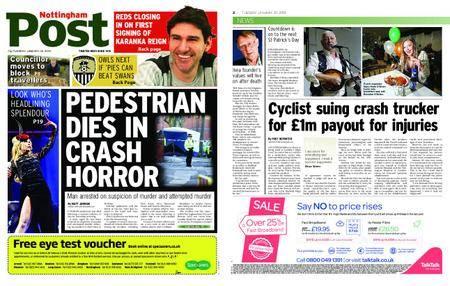 Nottingham Post – January 30, 2018