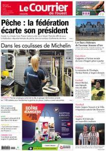 Le Courrier de l'Ouest Angers - 25 avril 2018