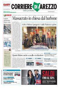 Corriere di Arezzo - 6 Gennaio 2017