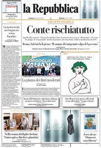 la Repubblica - 20 Ottobre 2019