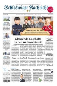 Schleswiger Nachrichten - 21. Dezember 2019