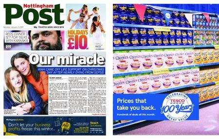 Nottingham Post – January 07, 2019