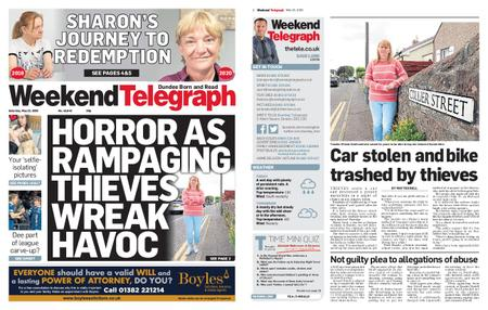 Evening Telegraph Late Edition – May 23, 2020