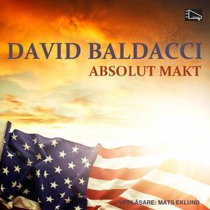 «Absolut makt» by David Baldacci
