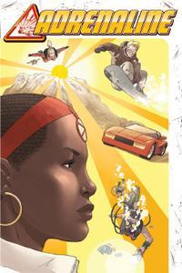 A Wave Blue World-Adrenaline 2020 Hybrid Comic eBook