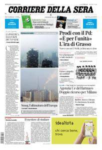 Corriere della Sera - 31 Gennaio 2018