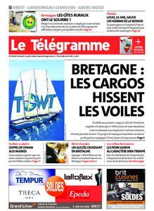 Le Télégramme Brest Abers Iroise – 17 juillet 2020