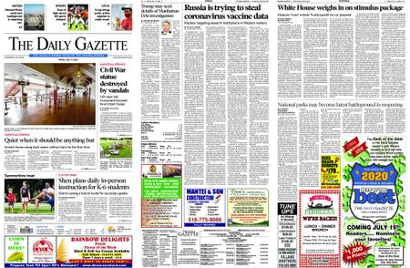 The Daily Gazette – July 17, 2020