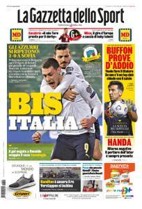 La Gazzetta dello Sport Nazionale - 29 Marzo 2021