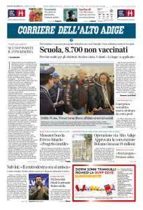 Corriere dell'Alto Adige - 5 Dicembre 2017