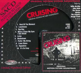 V.A. - Cruising: Music From The Original Motion Picture Soundtrack (1980) [Audio Fidelity 2015] PS3 ISO + FLAC