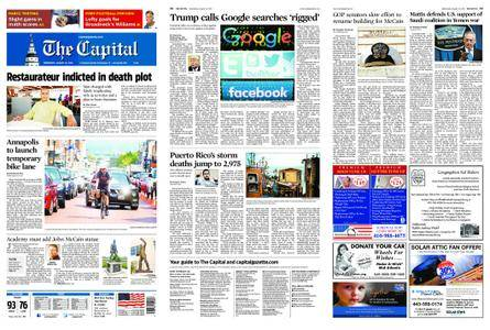 The Capital – August 29, 2018